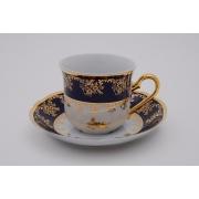 Набор для чая «Мэри Энн 0431» (чашка 200 мл. +блюдце) на 6 перс. 12 пред.