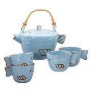 Набор чайный 5 пр Рыбка