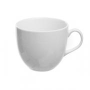 Чашка чайная «Перла», фарфор, 210мл, белый