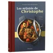 Книга (на франц.) «Les mijotes de christophe»