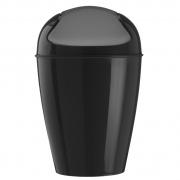 Ведро для мусора «Дел ИксЭль» (DEL XL) Koziol 34 x 34 x 64,8см (30л.) (черный)