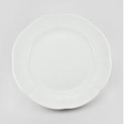 Набор 6 тарелок 21,5см «White»