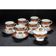 Чайный набор Dionisio Depos на 6 персон