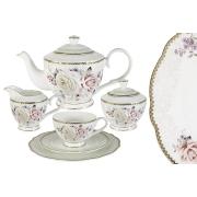 Чайный сервиз Гармония 21 предмет на 6 персон