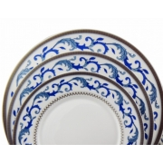 Набор тарелок «Наоми» на 6 персон 18 предметов