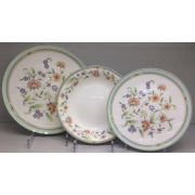 Набор тарелок «Асэми» на 6 персон 18 предметов