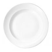 Тарелка мелк «Монако вайт» 20.5см фарфор