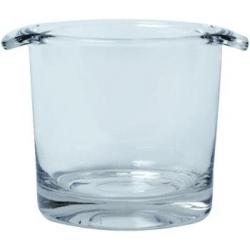 Емкость для льда стекло d=12см
