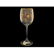 Бокал для вина Эсприт, Золотые цветы