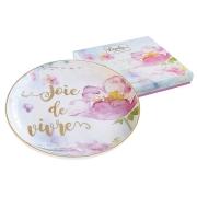 Тарелка Любовь в подарочной упаковке