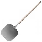 Лопата для пиццерии «Проотель», алюмин., L=135/40,B=35см, металлич.