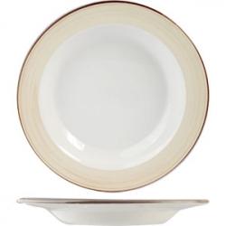 Тарелка для пасты «Чино» 27см фарфор