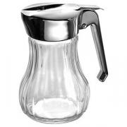 Сахарница; стекло; 250мл; D=80,H=125мм