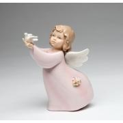 Статуэтка 13 см Ангел с голубем