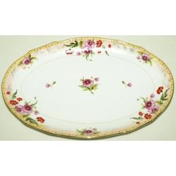 Овальное блюдо «Виолетта» 27 см