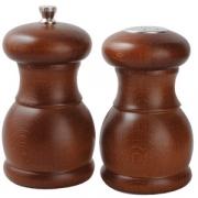 Набор мельница для перца +сол.11.5см,т.дер
