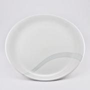 Набор 6 тарелок подстановочных 27см «Атласная лента»