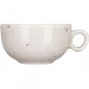 Чашка кофейная «Лайфстиль» фарфор; 90мл; песочн.