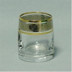 Набор стаканов 1/6 «Идеал» 060 мл; водка, ликер; панто платина