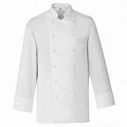 Куртка поварская,разм.52 б/пуклей, хлопок, белый