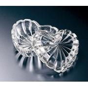 Стеклянная шкатулка «Сердце» размер: 10*9/5 см