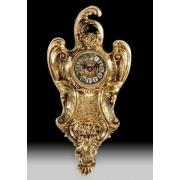 Часы настенные цвет - золото 25х50см