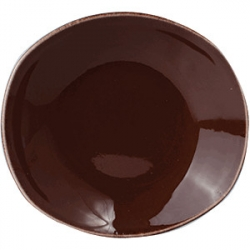 Тарелка сервир «Террамеса мокка» 20.25см