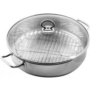 Сковорода 32 см для приготовления рыбы