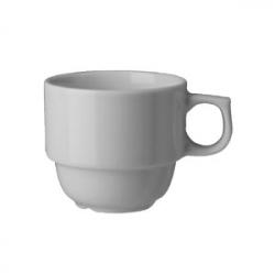 Чашка коф. «Прага» 110мл фарфор