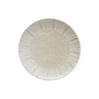 Тарелка обеденная (песочный) Solaris без инд.упаковки
