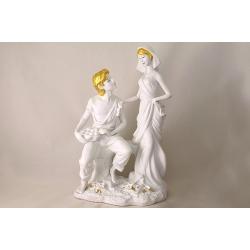 Статуэтка «Юноша и девушка» 41 см