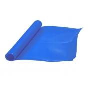 Коврик силиконовый прямоугольный синий