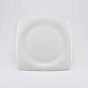 Набор 6 тарелок 15см «White Square»