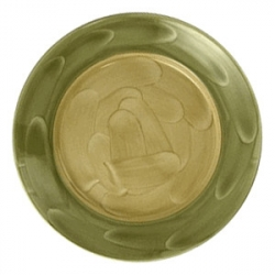 Тарелка сервир. «Феннель» 30см фарфор