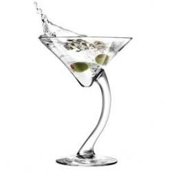 Кокт.рюмка «Swerve Martini» 192 мл
