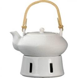 Чайник 700мл белый