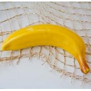 Декоративный фрукт «Банан» 15x5,5 см