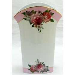Ваза для цветов «Розовая роза»
