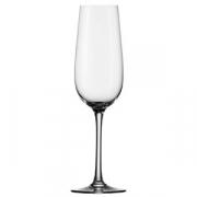 Бокал-флюте «Вейнланд», хр.стекло, 200мл, D=67,H=212мм, прозр.