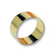 Кольцо конд.; сталь нерж.; D=6,H=3см