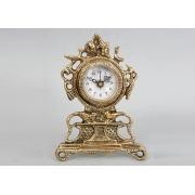 Часы малые цвет - золото 20х14см