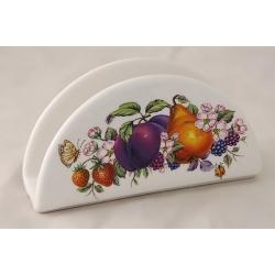 Салфетница «Фрукты и ягоды»