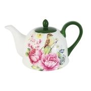 Чайник Цветы и птицы