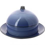 Набор димсам с крышкой и подставкой «Экинокс» D=22, H=13см; синий