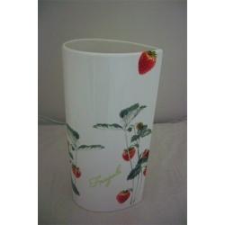 Ваза для цветов «Клубника» 40 см