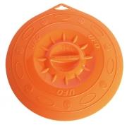 Крышка 25,5 см для герметизации посуды оранжевая