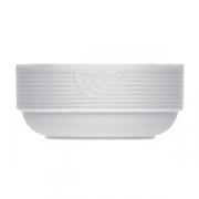 Салатник «Карат», фарфор, 280мл, D=12,H=5см, белый
