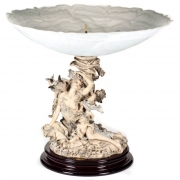 Скульптура «Девушка с вазой» 41см
