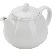 Чайник «Скиф» фарфор; 350мл; белый