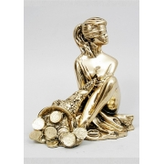 «Фортуна» золотистый 21х20 см.